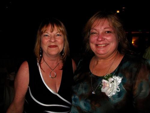 Amanda and Ilona